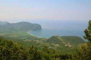 побережье Будванской Ривьеры