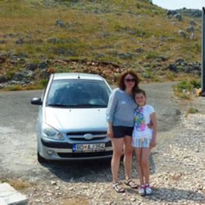 Маршрут одного дня по Черногории №1. Доньи Муричи, песчаный пляж и купание в Скадарском озере. (часть вторая)