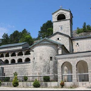 Маршрут по Черногории №2. Цетинский монастырь (часть первая)
