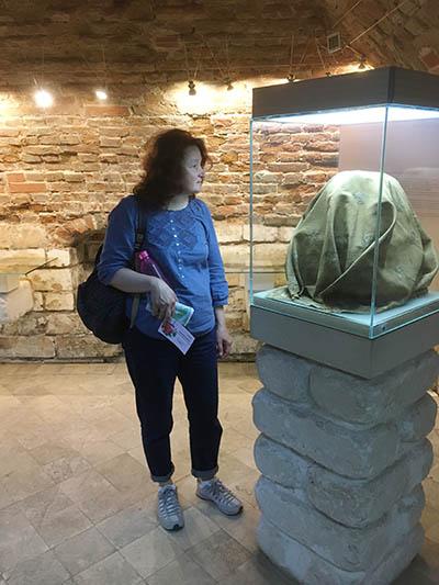 археологический экспонат