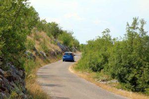 Узкая дорога