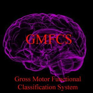 мозг с надписью GMFCS