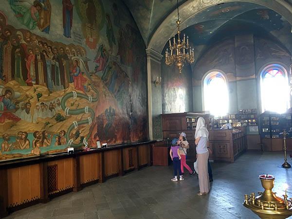 роспись успенского собора