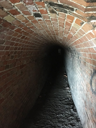 Мрачные туннели